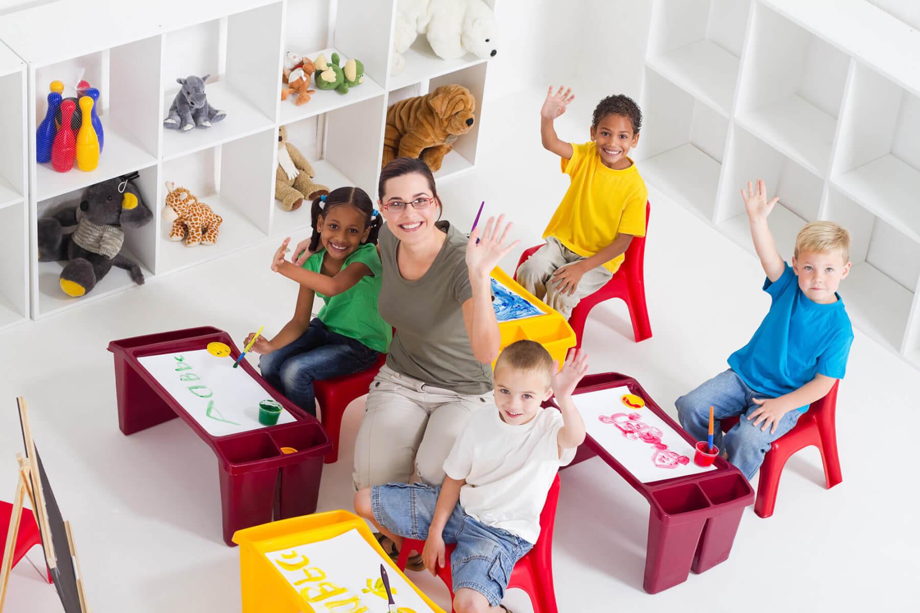 eco art house class setting